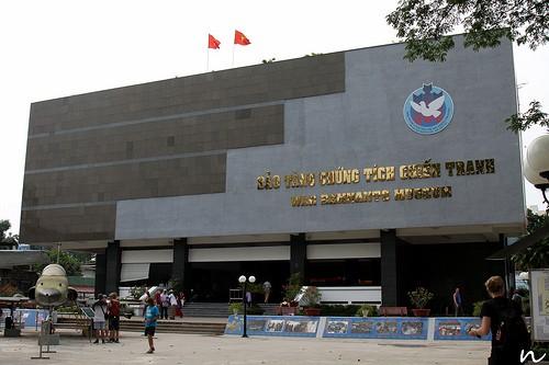 พิพิธภัณฑ์ร่องรอยสงครามกับความปรารถนาแห่งสันติภาพ - ảnh 1