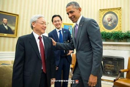 ความสัมพันธ์ทางการทูตระหว่างเวียดนามกับสหรัฐใน๒๐ปีที่ผ่านมาคือการลดความเหลื่อมล้ำเพื่อความร่วมมื - ảnh 1