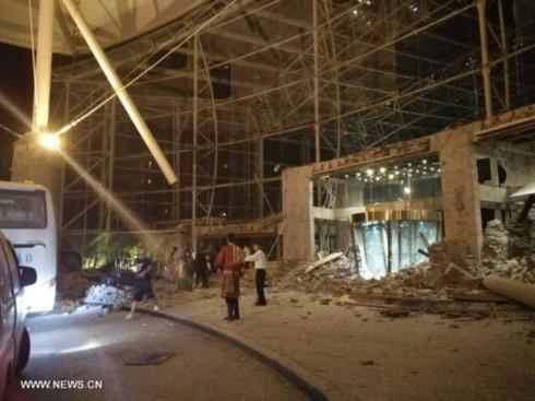 Động đất Cửu Trại Câu: Chưa có thông tin có người Việt thương vong - ảnh 1