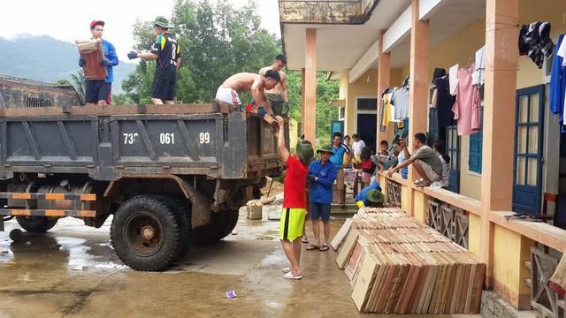 Du học Việt tại Nga xây công trình, tu bổ trường học ở bản Rào Con, Quảng Bình - ảnh 2