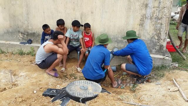 Du học Việt tại Nga xây công trình, tu bổ trường học ở bản Rào Con, Quảng Bình - ảnh 5