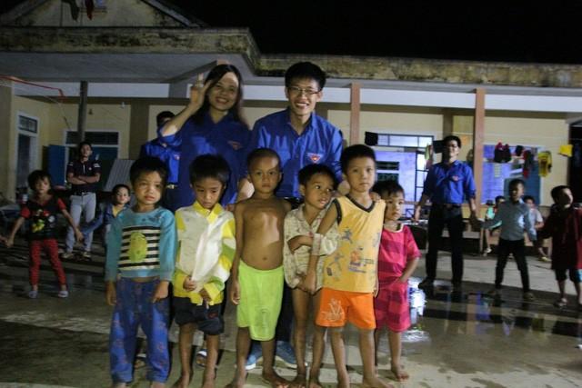 Du học Việt tại Nga xây công trình, tu bổ trường học ở bản Rào Con, Quảng Bình - ảnh 8