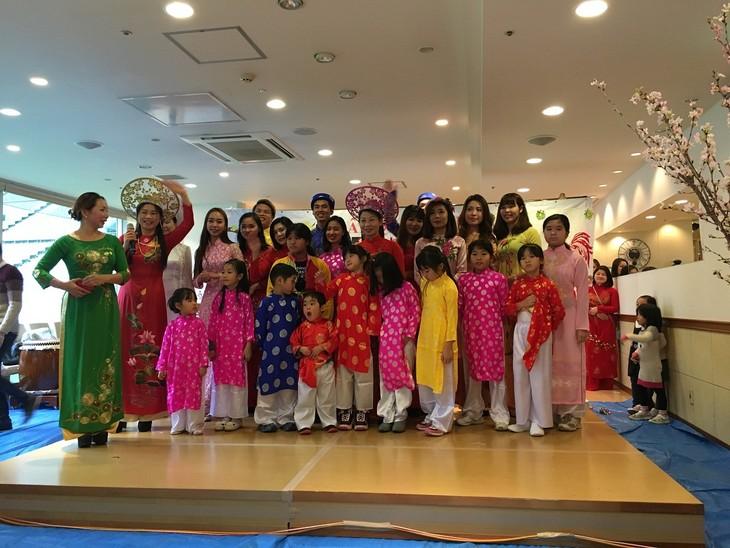 Gìn giữ ngôn ngữ và văn hóa Việt tại Kobe, Nhật Bản - ảnh 1