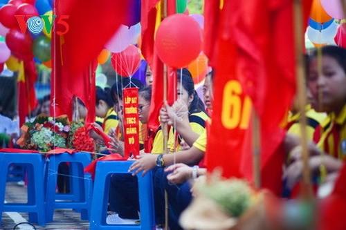 Chủ tịch nước Trần Đại Quang gửi Thư chúc mừng nhân dịp khai giảng năm học 2017 – 2018 - ảnh 1