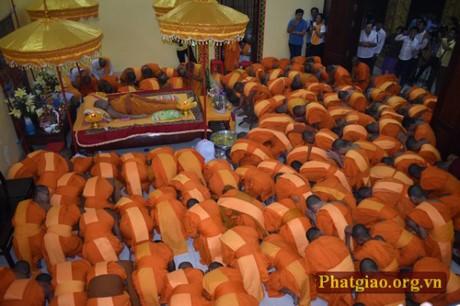 Lễ truy niệm Hòa thượng Danh Nhưỡng, Phó Pháp chủ Giáo hội Phật giáo Việt Nam - ảnh 1