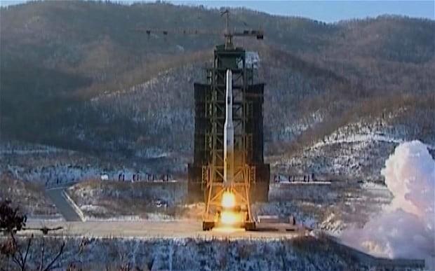 Quốc tế tăng cường biện pháp ứng phó với việc Triều Tiên thử bom nhiệt hạch - ảnh 1