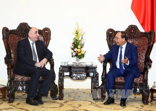 Việt Nam và Azerbaijan thúc đẩy quan hệ hợp tác đi vào chiều sâu - ảnh 1