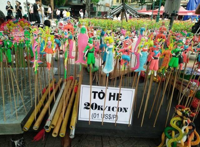Tò he-nét đẹp dân gian Việt Nam cần được gìn giữ - ảnh 1