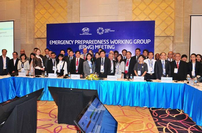 APEC 2017: Hội nghị các Quan chức cao cấp về Quản lý thiên tai lần thứ 11 tại Nghệ An  - ảnh 1
