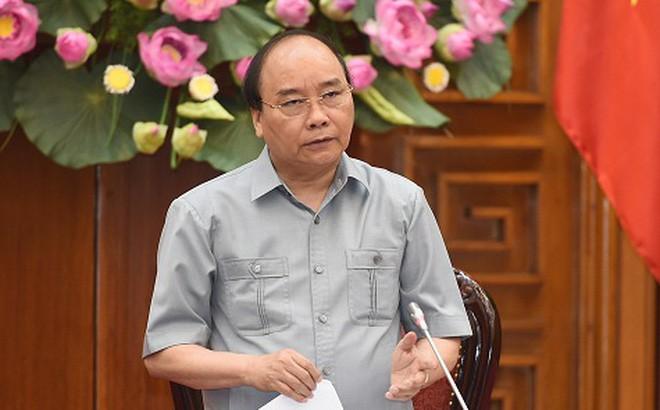 Thủ tướng Nguyễn Xuân Phúc chủ trì họp Ban chỉ đạo Nhà nước về xây dựng công nghiệp quốc phòng - ảnh 1