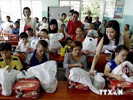 Phối hợp giúp đỡ, bảo vệ quyền lợi cho nạn nhân chất độc da cam/dioxin Việt Nam  - ảnh 1