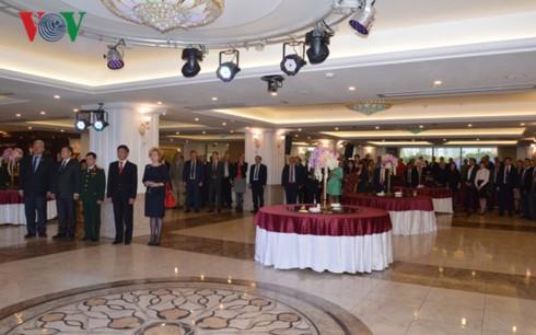 Đại sứ quán Việt Nam tại Liên bang Nga kỷ niệm Quốc khánh - ảnh 2