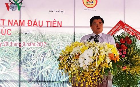 Việt Nam xuất khẩu lô thanh long tươi đầu tiên sang Australia - ảnh 3