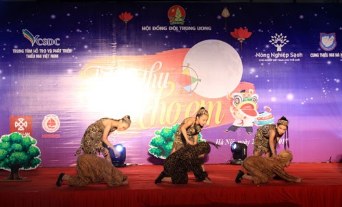 Chung tay mang đến cho trẻ em mùa Trung thu ý nghĩa  - ảnh 1