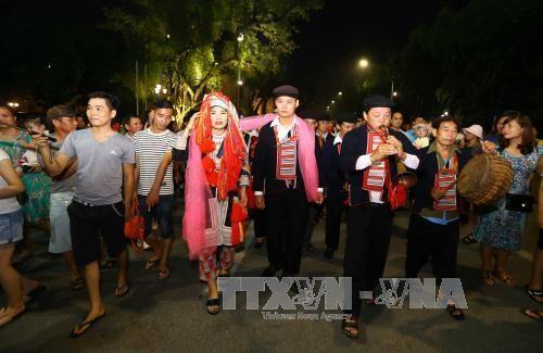Phong phú, đặc sắc Ngày hội Ngày hội văn hóa dân tộc Dao toàn quốc - ảnh 1