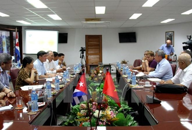 Công đoàn Việt Nam và Cuba tăng cường quan hệ hữu nghị truyền thống - ảnh 1