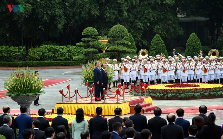 Việt Nam-Hungary sẵn sàng cho một giai đoạn hợp tác mới - ảnh 1