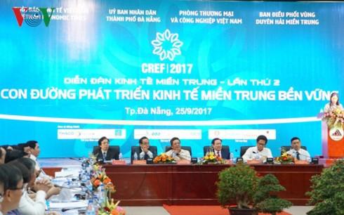 Diễn đàn kinh tế miền Trung lần thứ 2 năm 2017 - ảnh 2