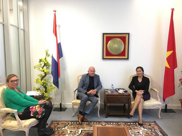 Tổ chức PUM Hà Lan coi Việt Nam là trọng tâm ưu tiên trong năm 2017-2018 - ảnh 1
