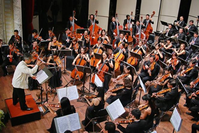 Chương trình Hòa nhạc thính phòng Nga         - ảnh 1