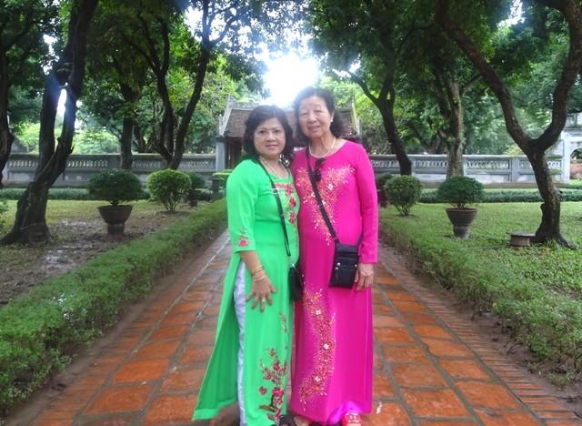 Đoàn cựu giáo viên kiều bào Thái Lan kết thúc hành trình thăm quê hương - ảnh 2