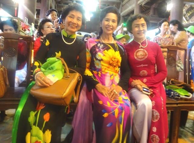 Đoàn cựu giáo viên kiều bào Thái Lan kết thúc hành trình thăm quê hương - ảnh 3