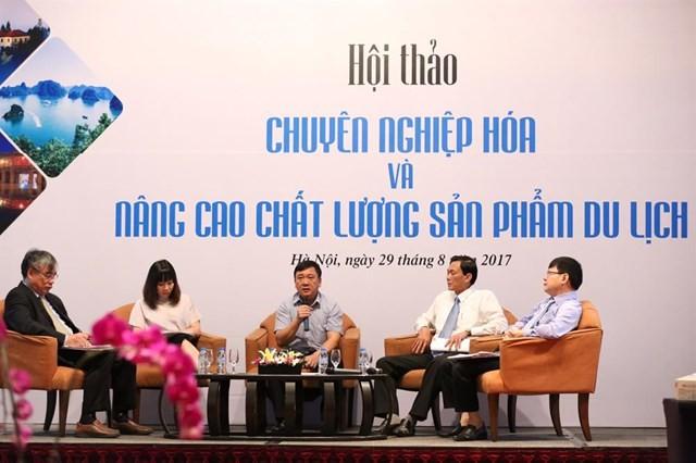 Chuyên nghiệp hóa để nâng cao năng lực cạnh tranh cho du lịch Việt Nam - ảnh 1