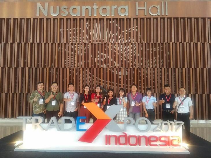 Việt Nam tham gia Triển lãm thương mại Indonesia lần thứ 32 - ảnh 1