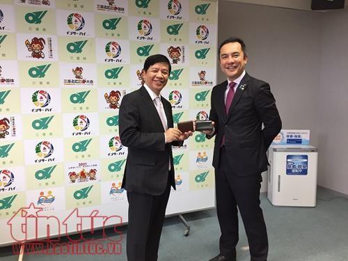 Việt Nam tăng cường hợp tác với các địa phương Nhật Bản - ảnh 1