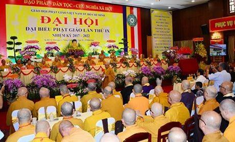 Đại hội đại biểu Phật giáo thành phố Hồ Chí Minh lần thứ 9 - ảnh 1