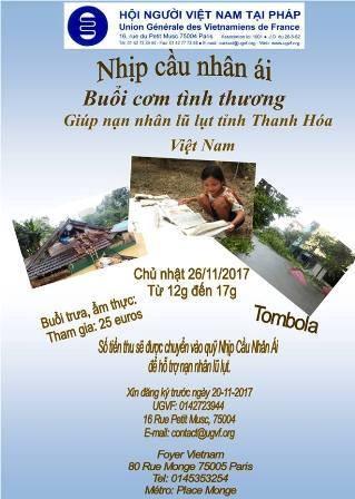 Ấm lòng những sẻ chia của người Việt xa xứ với người dân vùng lũ - ảnh 4