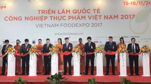 Triển lãm Quốc tế công nghiệp thực phẩm Việt Nam - ảnh 1