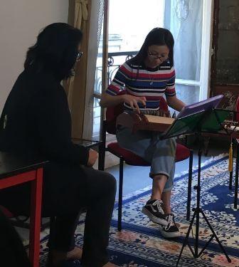 Dạy tiếng Việt và âm nhạc truyền thống - cách truyền bá văn hóa VN tại Pháp - ảnh 7