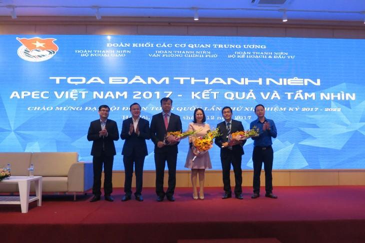 """Tọa đàm thanh niên """"APEC Việt Nam 2017 – Kết quả và tầm nhìn"""" - ảnh 1"""
