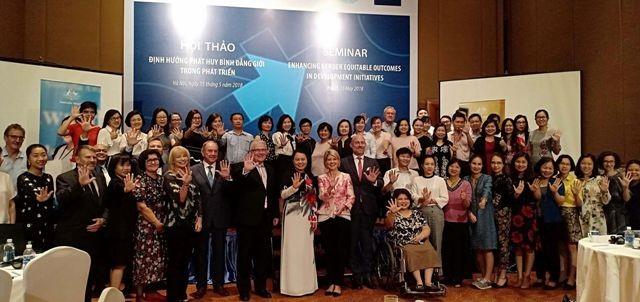 Bình đẳng giới - ưu tiên hàng đầu trong hợp tác giữa Australia và Việt Nam - ảnh 2