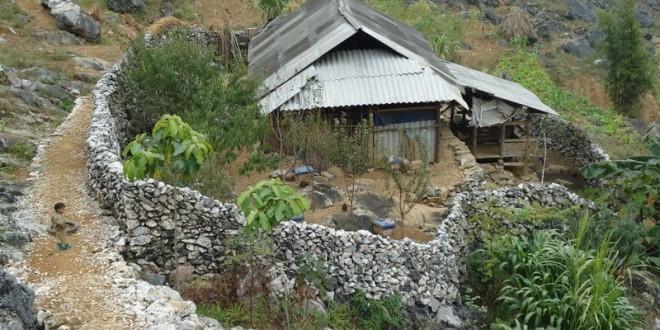 Kiến trúc nhà ở của người Mông ở Hà Giang - ảnh 4