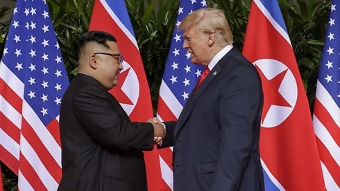 Việt Nam đánh giá cao kết quả Hội đàm thượng đỉnh Triều Tiên - Hoa Kỳ - ảnh 1