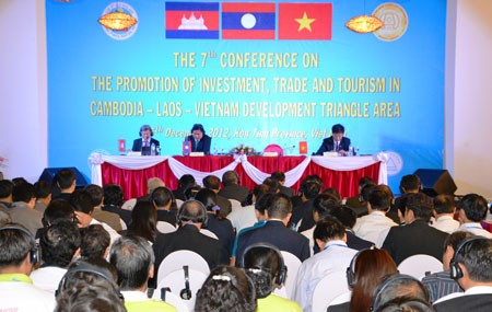 Investment promotion in Cambodia-Laos-Vietnam development triangle - ảnh 1