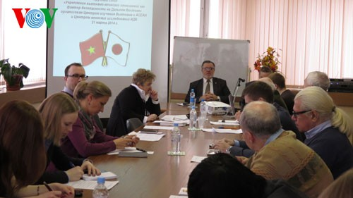 Japan-Vietnam relationship's role in Far-East discussed - ảnh 1