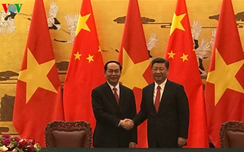 Vietnam, China agree to further bilateral ties - ảnh 2
