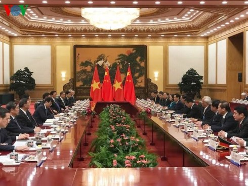 Vietnam, China agree to further bilateral ties - ảnh 3