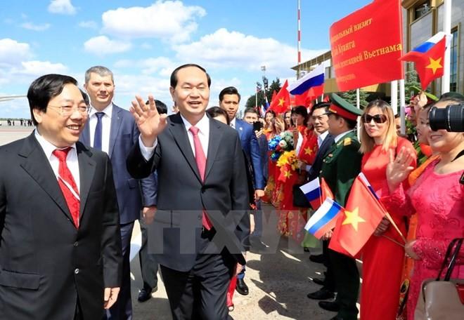 Scholar: Vietnam, Russia should further enhance economic ties - ảnh 1
