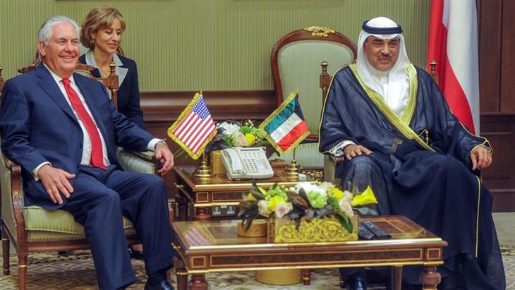 Easing tensions in the Gulf region - ảnh 1