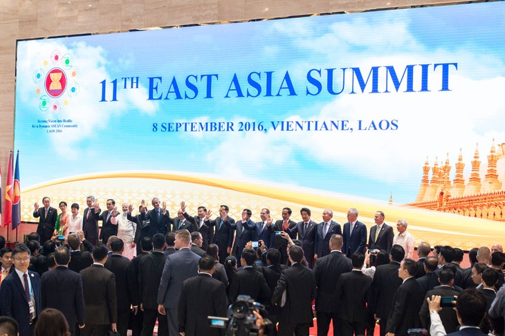 EAS's role in promoting regional peace - ảnh 1