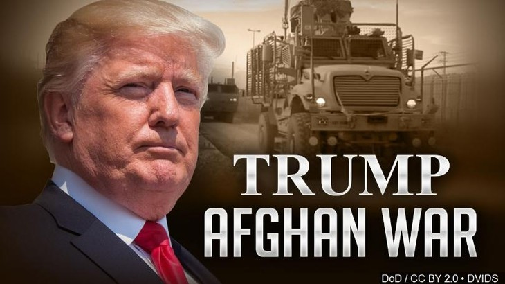 US new security strategy in Afghanistan - ảnh 1