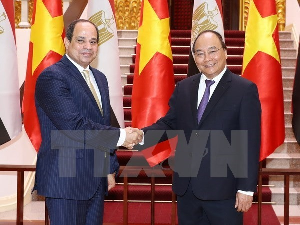 Egypt wants to boost cooperation with Vietnam - ảnh 2