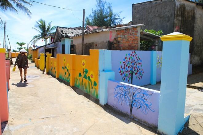 Tam Thanh art village enriches community  - ảnh 2
