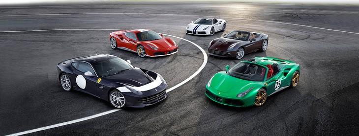 Ferrari 70th anniversary - ảnh 1