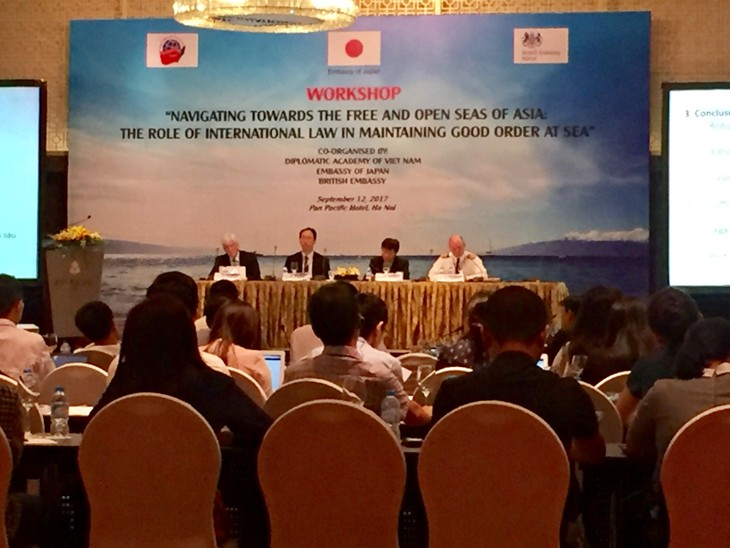 Legal experts: International law important to Asia's peace and stability - ảnh 1
