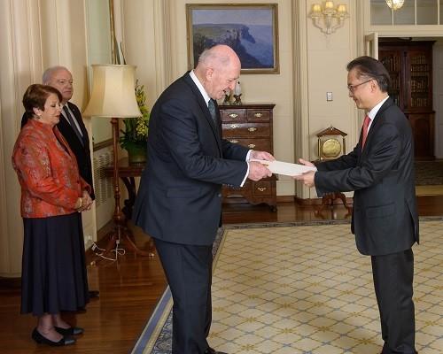 Vietnam, Australia prepare for senior leaders' visits  - ảnh 1